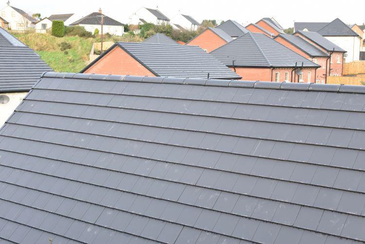 Standard Ridge Tiles Breedon Roof Tiles